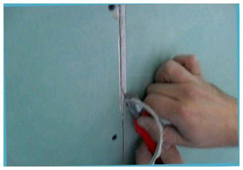 Как шпаклевать гипсокартон своими руками видео