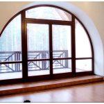 Деревянные окна с двойным остеклением – преимущества и особенности