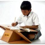 Детская картонная мебель для бедных
