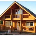 Дизайн крыши дома — фото