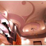 Дизайн натяжных потолков: все о разнообразии видов