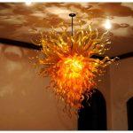 Дизайнерские люстры и светильники