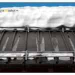 Для чего нужны снегозадержатели для крыши из металлочерепицы