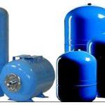 Гидроаккумулятор для систем водоснабжения, устройство и принцип работы