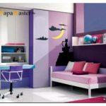 Индивидуальные интерьеры спален для девушек раскроют внутренний мир обладательниц таких жилищ!