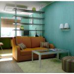 Интерьер длинной узкой комнаты – ансамбль изящества и комфорта