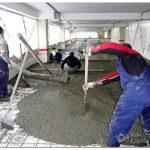 Как правильно сделать бетонный пол