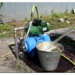 Как решить проблему подачи воды на даче с помощью фильтра иглы?