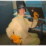 Как варить потолочный шов электросваркой