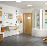Как выбрать напольную плитку для кафельного пола в ванной