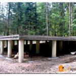 Какой вариант строительства фундамента на сваях под гараж выбрать?