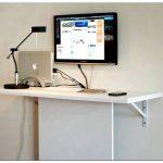 Компьютерный стол своими руками: спрятать шнуры