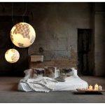 Кружевные светильники шары ululi-ulula