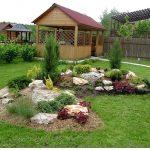 Ландшафтный дизайн: садовый стиль и альпийская горка