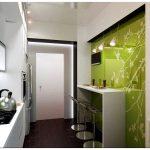Необычные идеи для маленьких кухонь помогут вам компактно и красиво обставить даже миниатюрное помещение