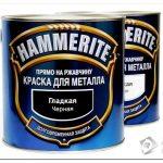 Нормы расхода краски по металлу
