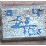 Обозначение канализационных колодцев на местности – что показывают цифры, буквы и цвет?