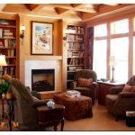 Особенности обустройства и дизайна домашней библиотеки