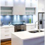 Особенности организации кухонного освещения с помощью встраиваемых потолочных светильников светодиодного типа