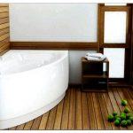 Особенности устройства деревянных полов в ванной комнате