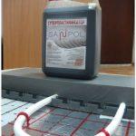 Пластификатор для стяжки теплого пола