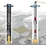 Пневмоударник для бурения скважин — назначение, технология пневмоударного способа бурения, особенности выбора