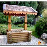 Пошаговая инструкция сборки домика для колодца своими руками из доступных материалов