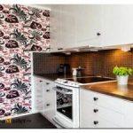 Практичные идеи стен на кухне — найди свою!