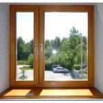 Преимущества деревянных стеклопакетов