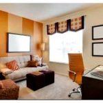 Пример дизайна маленькой однокомнатной квартиры с описанием