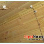Принципы монтажа электропроводки в деревянных домах