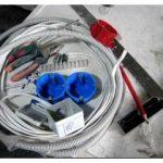 Шаг 10. делаем разводку электрики