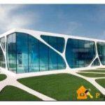 Современные дома из стекла – завораживающая красота и надежность