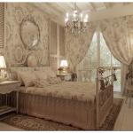 Спальня в стиле прованс — современный интерьер от небогатых французских крестьян