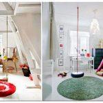 Спортивный уголок для детей в квартиру