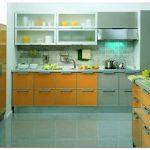 Стоит ли выбирать алюминиевые фасады для кухни?