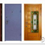Технология изготовления металлических дверей