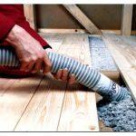 Утеплитель для пола деревянного дома – как его выбрать?