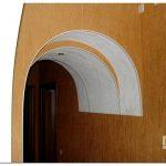 Варианты отделки гипсокартоновых арок