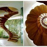 Винтовая лестница своими руками