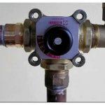 Зачем необходим трехходовой клапан в системе отопления?