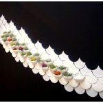Зеленые карманы: керамическая плитка для растений