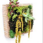 Живые картины: ботаника на стене