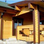Одноэтажные дома из клееного бруса – основные секреты строительства
