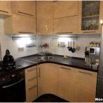 Дизайн кухни 2х2 метра — 25 фото