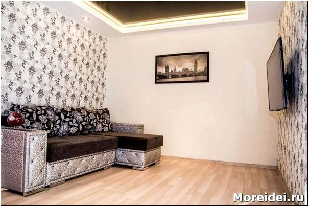 дизайна квартир с евроремонтом