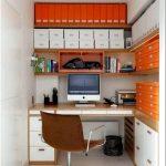 Маленький рабочий кабинет в квартире: как организовать эргономичный дизайн?