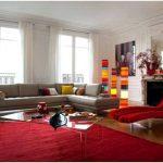 Респектабельность кожаных диванов в интерьере