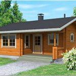 Дачные дома из бруса. преимущества материала