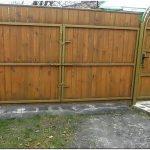 Как поставить ворота на даче своими руками: актуальные советы